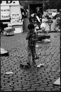 Place du Jeu de Balle - Marolles - Bruxelles  ©minimog