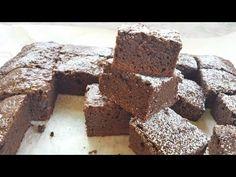 Da Panela para o Coração : Brownies de chocolate