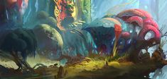 ArtStation - This isn't Mars , Geoffrey Ernault