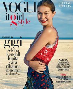 Gigi Hadid -Vogue It Girl Style