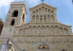 Cathedral in Cagliari