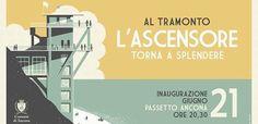 Un altro luogo del cuore di Ancona torna a vivere: l'ascensore del Passetto riaprirà mercoledì 21 giugno! #restyling #ascensore #Passetto #Ancona  #HotelEmilia #Portonovo