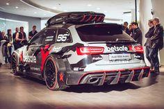 Jon Olsson #Audi RS6 #DTM
