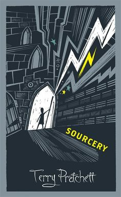 Sorcery by Terry Pratchett from The Discworld Collector's Library