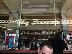 Chez Jeannette à Paris, Île-de-France