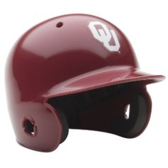 Old Ghost Collectibles - Oklahoma Sooners Schutt Mini Batters Helmet, $13.99 (http://www.oldghostcollectibles.com/oklahoma-sooners-schutt-mini-batters-helmet/)