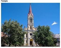 Berettyóújfalu Katolikus templom Hungary, Notre Dame, Building, Travel, Heart, Self, Viajes, Buildings, Destinations