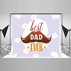 Kate 7x5ft Father's Day Photography Backdrop Purple Photo...