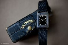 1931 Jaeger-LeCoultre Reverso https://www.hodinkee.com/articles/video-talking-watches-with-eric-ku