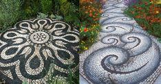 Normales Mosaik besteht aus kleinen Porzellanstückchen, die eingefasst werden. Steinmosaik ist eine Technik, um beispielsweise einen Gartenpfad zu verschönern. Auf den ersten Blick sieht es ziemlich teuer aus, aber wenn Sie die Steine günstig bekommen können, kostet ein Steinmosaik wenig Geld. Sehen Sie sich unsere Beispiele einmal an, und vielleicht stellen Sie in Kürze Ihr …
