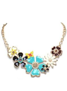 Blooming Ava Necklace – Modeets.com