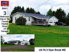 houlton maine area real estate property listings on pinterest