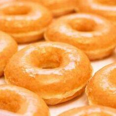 Oponki, obwarzanki, czyli słodki karnawał na okrągło Doughnut, Donuts, Pizza, Peach, Candy, Recipes, Food, Drinks, Frost Donuts