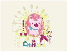 "Colección ""Popular Bonito"" by nariasat. #Babyfolk #chihuahua"