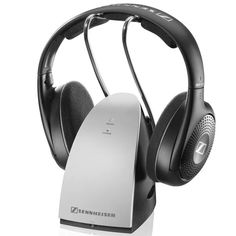 RS 120 II - Audio Headphones Stereo Wireless - Ideal for modern music & TV - Lightweight - Sennheiser Discover True Sound - Top-quality products and tailor made solutions - sennheiser.com Cordless Headphones, Rolex Shop, Open Back Headphones, Headphones For Tv, Headset, Radios, Shopping, Alice Band