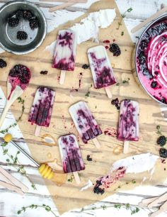 10 Popsicles Made with More Than Just Fruit