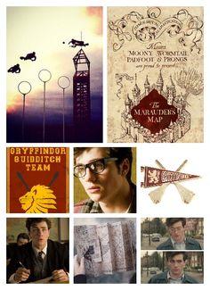 James Potter fan made