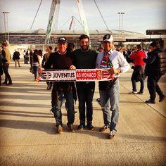 Pronti per #JuventusMonaco