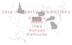 2014 Property Predictions | FFORWARD #realestatea #investor