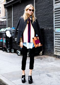14 Spring Outfits You Can Wear From Day To Night via @WhoWhatWear