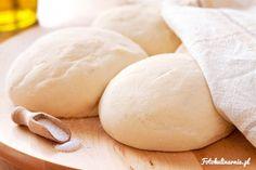 Przepis na oryginalne, idealne ciasto na cienką, włoską pizzę oraz prawdziwy…