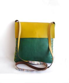 geanta din piele de CarinBags Breslo Saddle Bags, Purses And Bags