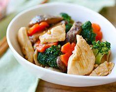 Hoisin Chicken - Easy Recipes at RasaMalaysia.com