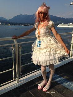 Brolita's Guide, Anime revolution Brolita, angelic pretty one piece Pretty Little, How To Look Pretty, Pretty In Pink, Brolita, Sissy Boy, Sissy Maid, Angelic Pretty, Lolita Dress, Lolita Fashion