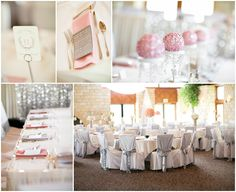 Samantha + Zach married | Minneapolis Minnesota Wedding at The Crown Room » Alex Michele Photography  Pink and silver wedding colors