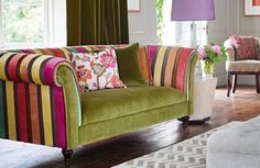GP and J Baker - Cosmopolitan I Fabric Collection -