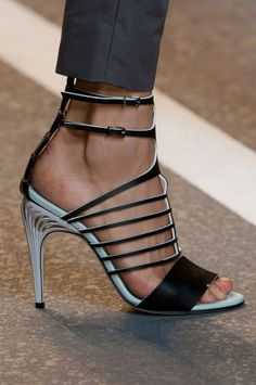 Fendi at Milan Fashion Week Spring 2015.