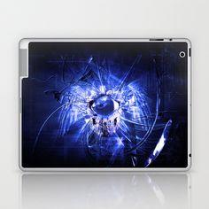 Peeper Laptop & iPad Skin by Thomas Majevsky - $25.00
