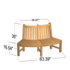 Buckingham Teak Tree Hugger Bench - Surrounds Tree | Westminster Teak Teak Furniture, Lounge Furniture, Westminster Teak, Planter Bench, Tree Bench, Bench Set, Teak Table, Modern Lounge, Teak Wood