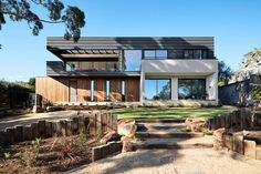 Tree Tops House by Bryant Alsop Architects