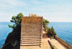 Villa Malaparte, Capri (Adalberto Libera)