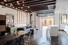 Loving this Cowboy bed and breakfast in Brooklyn