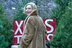 "Watch The First Clips Of Rooney Mara Falling For Cate Blanchett In ""Carol"" Todd Haynes' latest film about a love affair between two women premieres at the Cannes film festival this weekend. The film adaptation of Patricia Highsmith's novel ""The Price Of Salt"" has no release date yet, but you can catch the first glimpses of Cate Blanchett as Carol Aird and Rooney Mara as Therese Belivet."