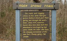 Rock Spring Trail