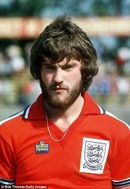 U21 football beard - Glenn Hoddle when he was under 21. Boy did he look good then!!!