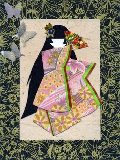 Hime Japanese Paper Doll 3 by arleea.deviantart.com on @deviantART