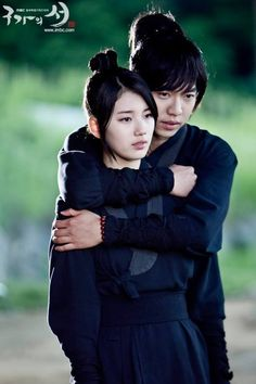 Choi Kang Chi (Lee Seung Gi) ♡ in Gu Family Book with Suzy