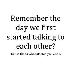 Omg yes I remember exactly :) almost the exact words too!! Haha freaking Daniel had to MySpace message me :) haha