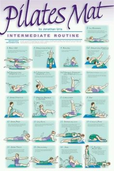 1000 images about yoga  pilates on pinterest  pilates