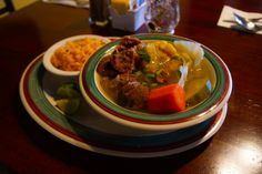Caldo at one of Downtown El Paso's (DTEP) newest restaurants! El Tenedor! #ItsAllGoodEP