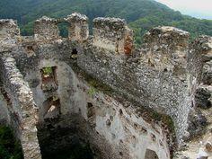 Slovakia, Tematín - Castle