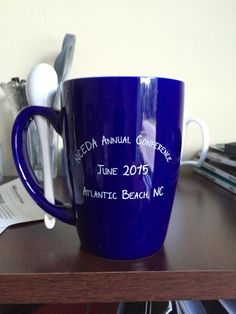Attached is our recent order of mugs as part of our breakfast sponsorship for NCEDA.