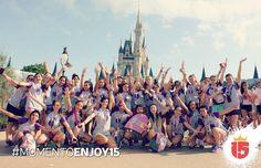 #MomentosEnjoy15  Viví momentos únicos viajá a Walt Disney World con Transatlántica Quinceañeras -  #Enjoy15