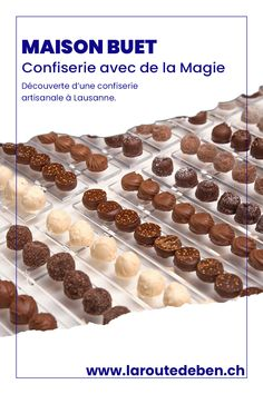 Maison Buet et une boulangerie chocolaterie située à Lausanne. Elle propose un assortiment de mets fait maison ainsi qu'un salon de thé. #boulangerie #suisse #chocolat #lausanne Lausanne, Mets, Artisanal, Ainsi, Breakfast, Food, Small Bakery, Chocolate Factory, Switzerland