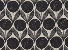 Suvi Ebony - Orvieto : Designer Fabrics & Wallcoverings, Upholstery Fabrics