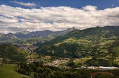 valle del Nalón - River, Mountains, Nature, Outdoor, Lakes, Oviedo, Beach, Outdoors, Rivers